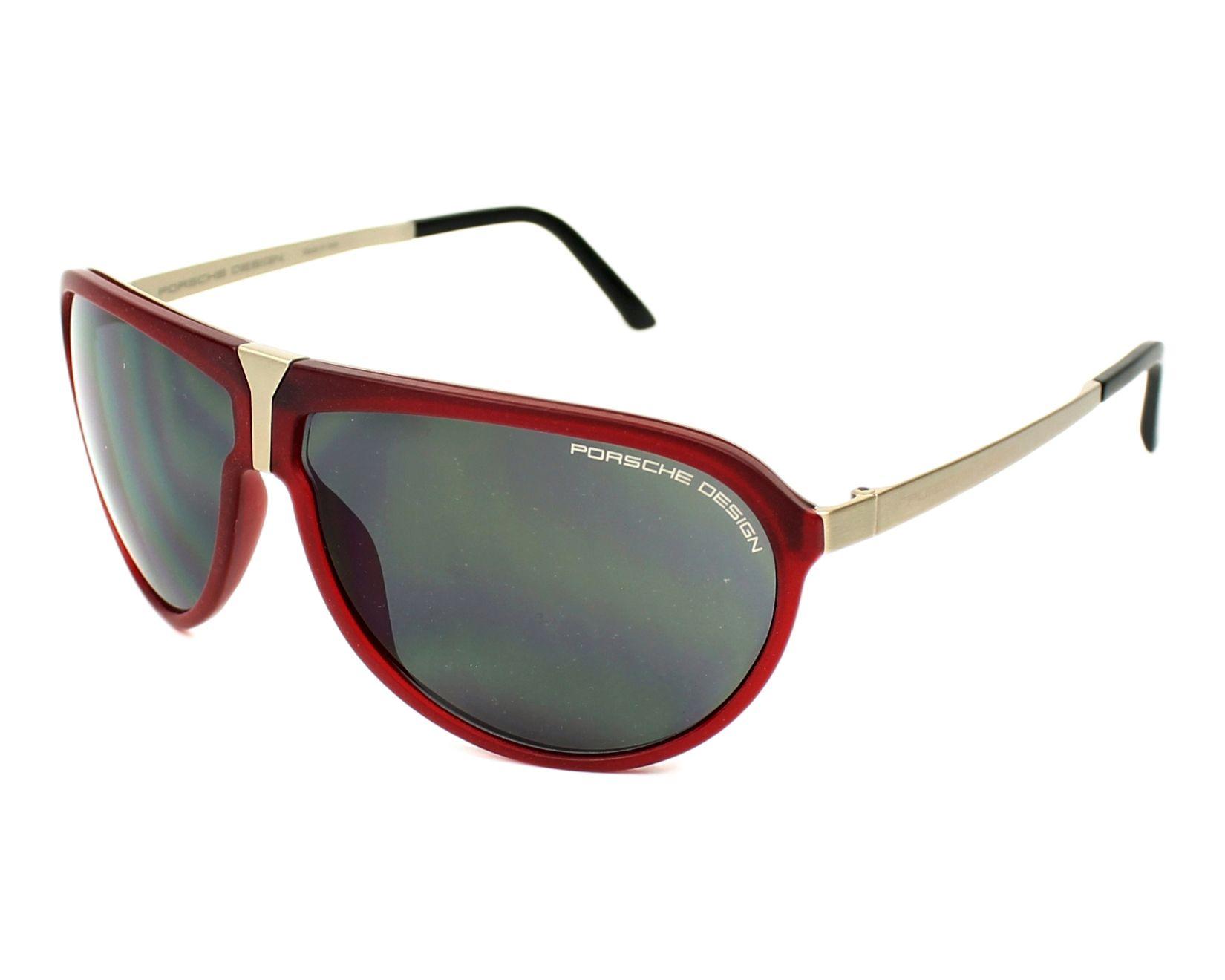 lunettes de soleil porsche design p 8619 b or pas cher visionet. Black Bedroom Furniture Sets. Home Design Ideas