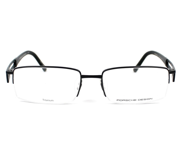 lunettes de vue porsche design p 8703 s2 a noir. Black Bedroom Furniture Sets. Home Design Ideas