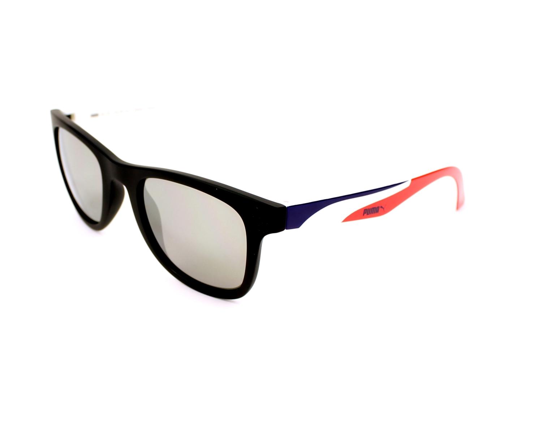 achat lunettes de soleil puma pu 0012 s 003 visionet. Black Bedroom Furniture Sets. Home Design Ideas