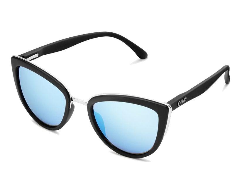 Quay Australia Sunglasses Qw 000065 Blk Blue Black Visionet