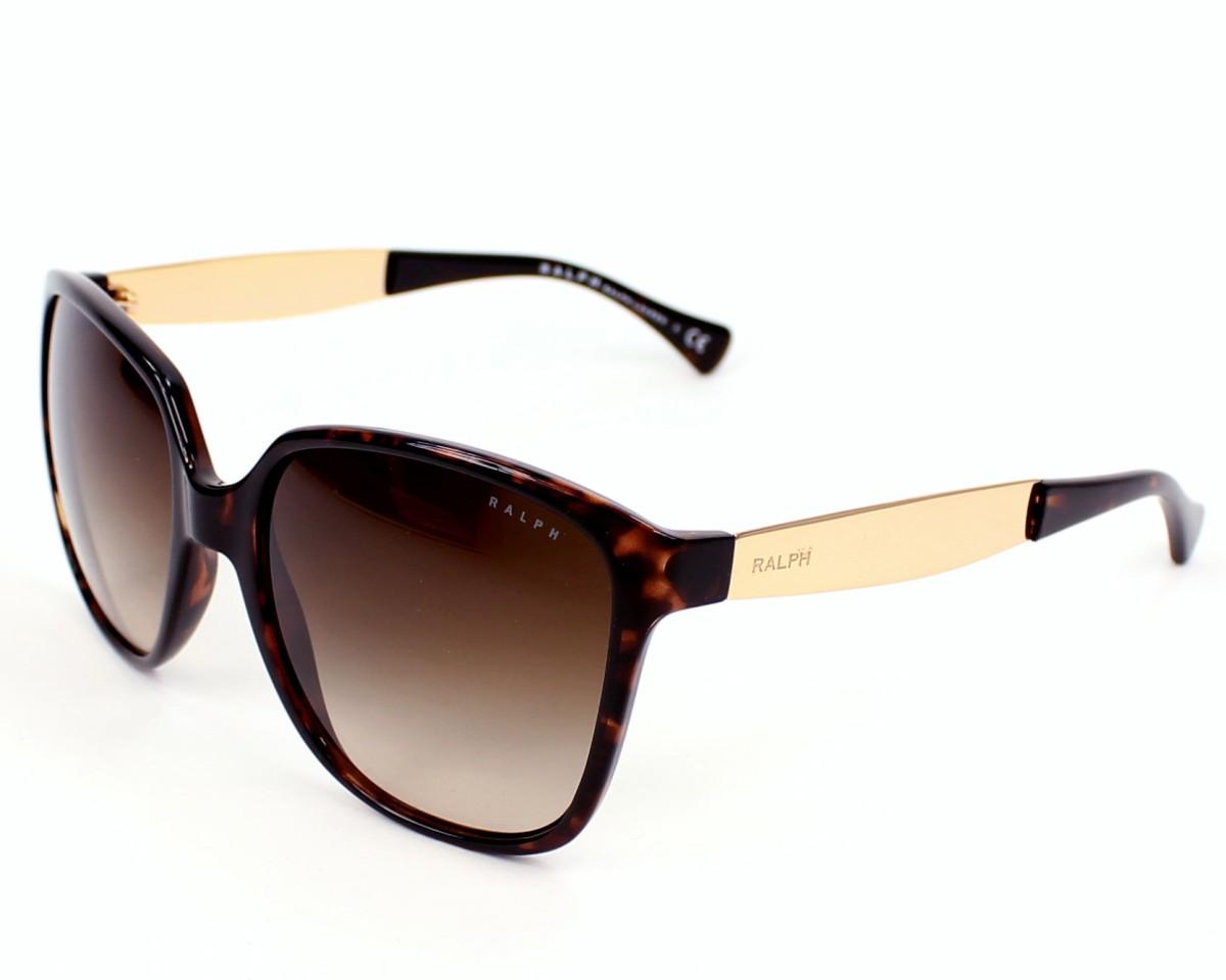 lunettes de soleil ralph by ralph lauren ra 5173 502 13 havane pas cher visionet. Black Bedroom Furniture Sets. Home Design Ideas