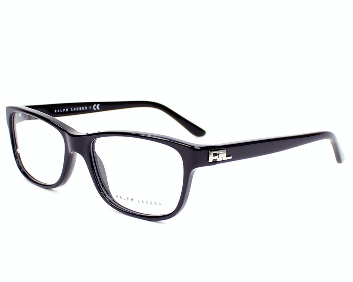 b3f99fd8ec541c Lunettes de vue Ralph Lauren RL-6101 5001 52-16 Noir vue de profil