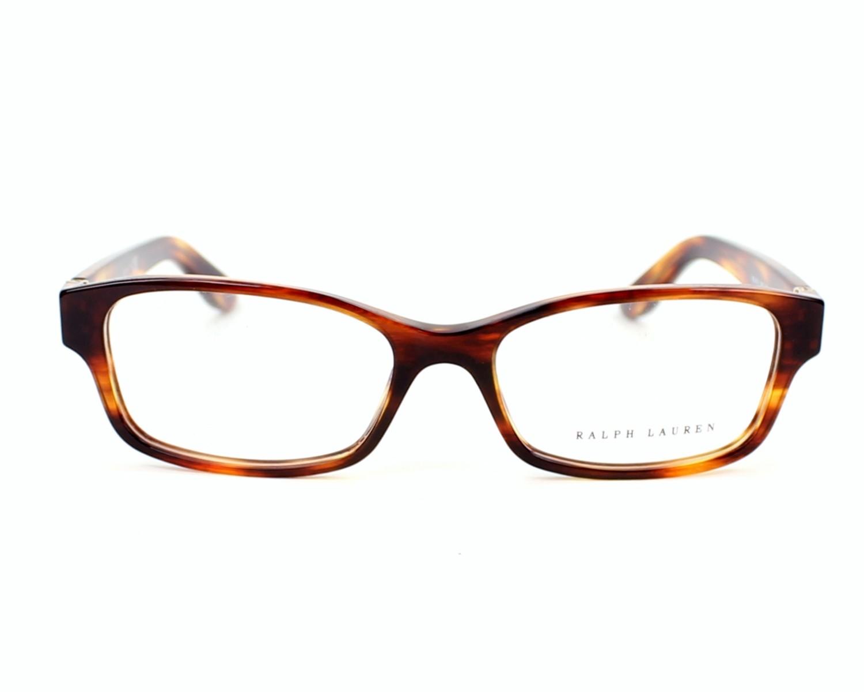lunettes de vue ralph lauren rl 6139 5007 havane. Black Bedroom Furniture Sets. Home Design Ideas