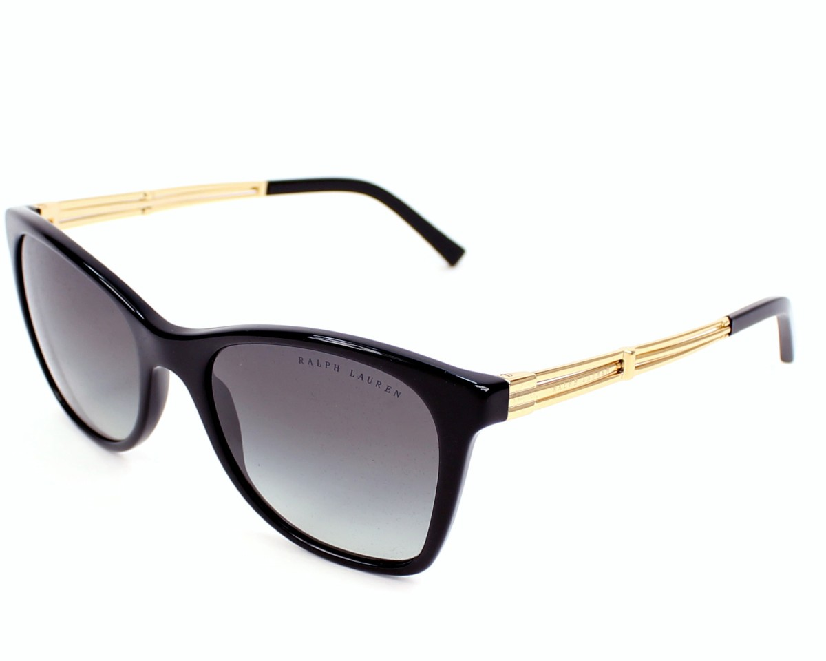 lunettes de soleil ralph lauren rl 8113 5001 11 noir pas cher visionet. Black Bedroom Furniture Sets. Home Design Ideas