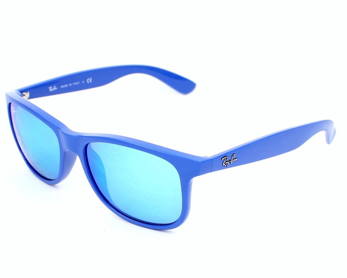 ray ban andy bleu