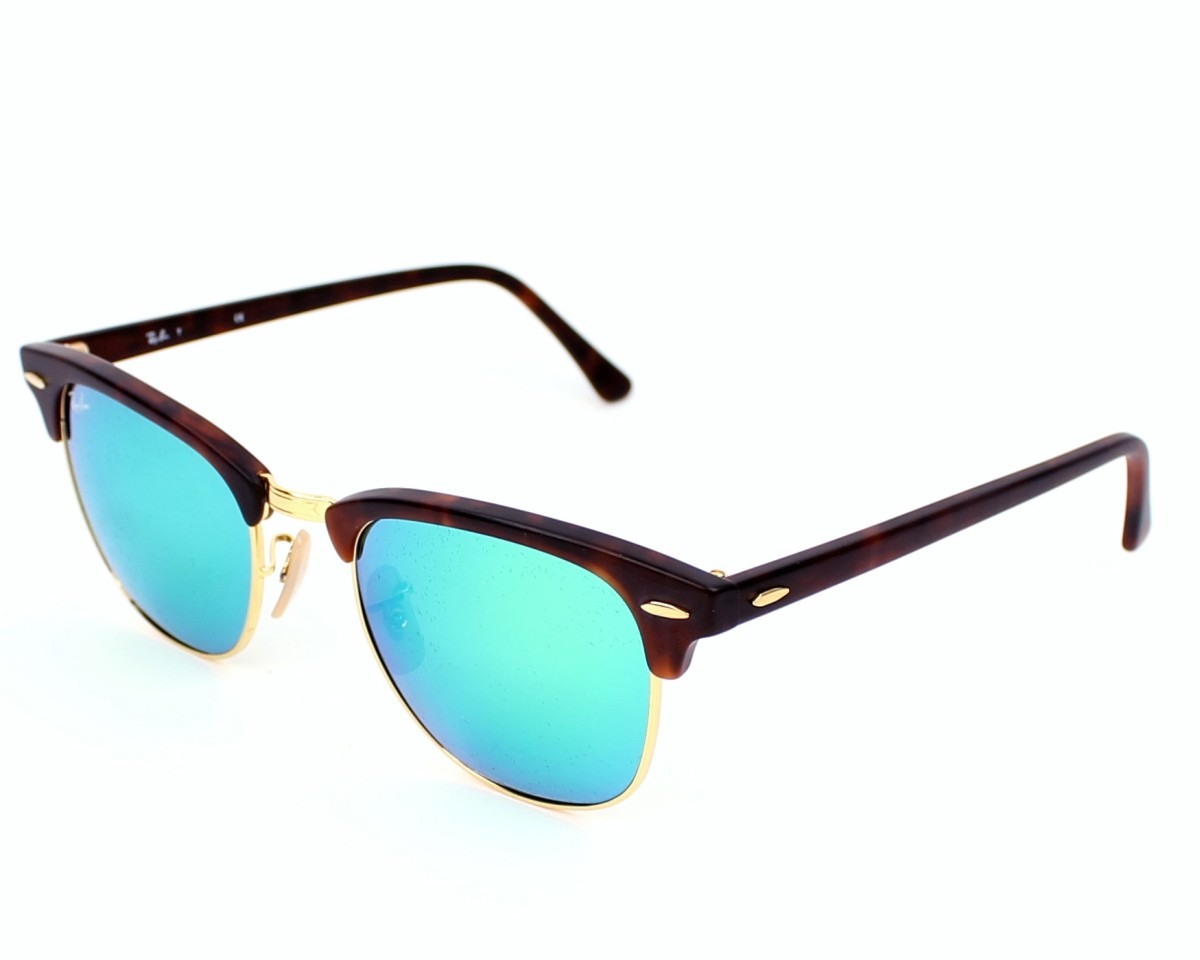 ray ban clubmaster vue solaire