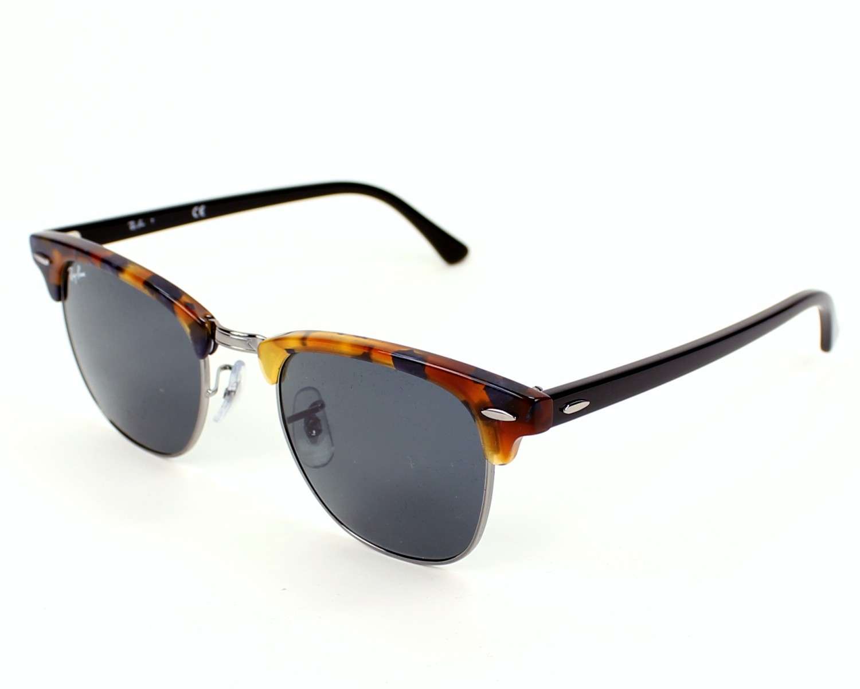 lunettes de soleil ray ban clubmaster rb3016 argoat. Black Bedroom Furniture Sets. Home Design Ideas