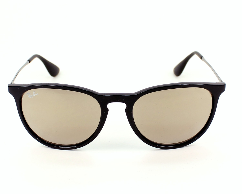 lunettes de soleil ray ban rb 4171 601 5a noir pas cher visionet. Black Bedroom Furniture Sets. Home Design Ideas