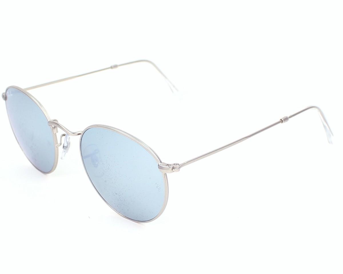 lunette de soleil ray ban grise