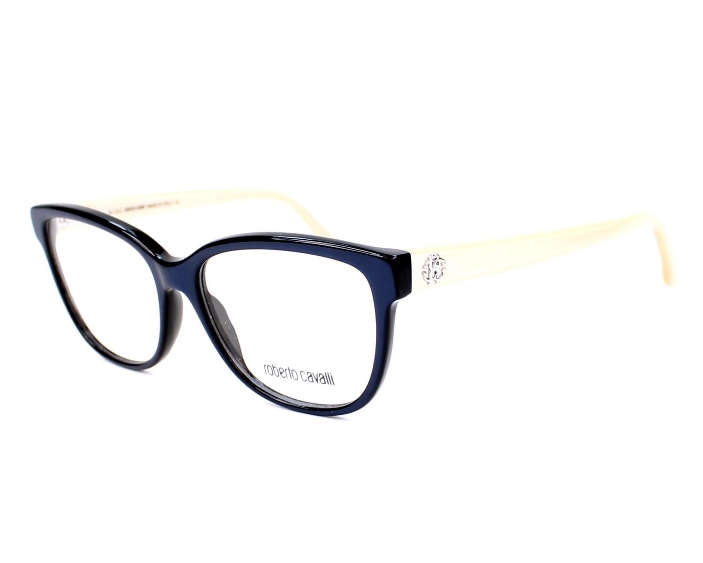 761b26d193d Lunettes de vue Roberto Cavalli RC-862-V 092 52-15 Bleu Blanc