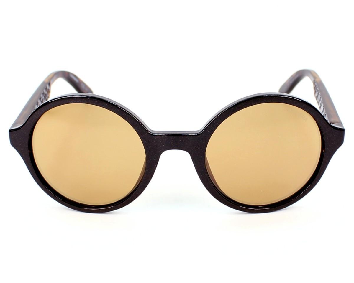lunettes de soleil carrera 5008 0sz h0 marron pas cher visionet. Black Bedroom Furniture Sets. Home Design Ideas