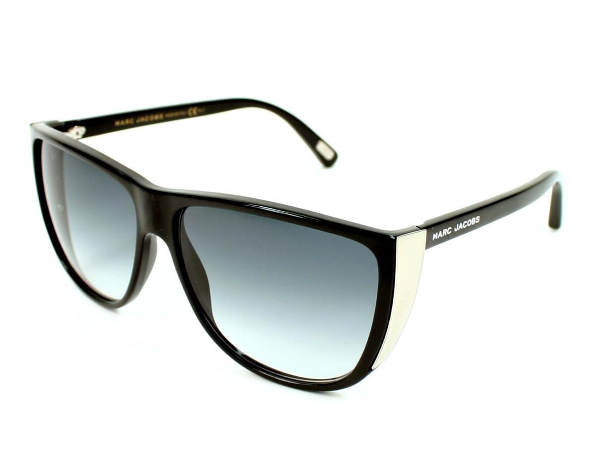 lunettes de soleil marc jacobs mj 420 s d28 lf 60 visionet. Black Bedroom Furniture Sets. Home Design Ideas