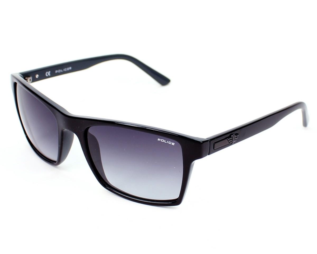 lunettes de soleil police s 1870 0z93 noir pas cher visionet. Black Bedroom Furniture Sets. Home Design Ideas
