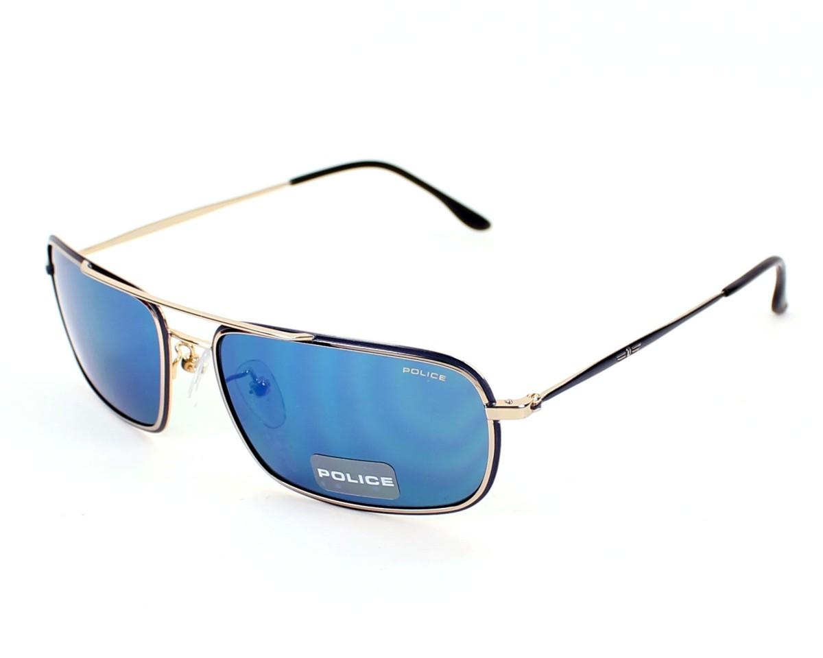 lunettes de soleil de police en s 8636 354b. Black Bedroom Furniture Sets. Home Design Ideas