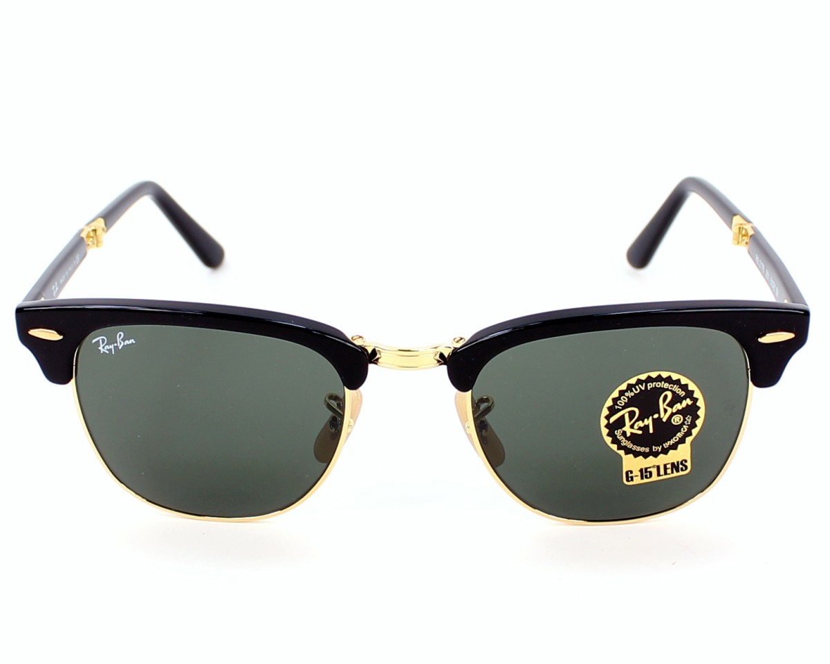 Ray Ban Clubmaster Folding RB 2176 901