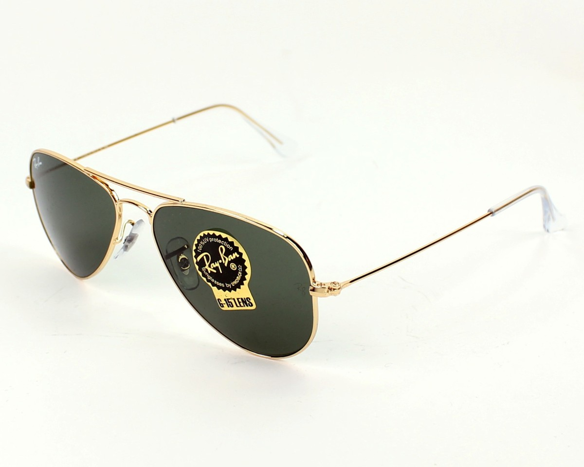 lunette ray ban aviator taille 52