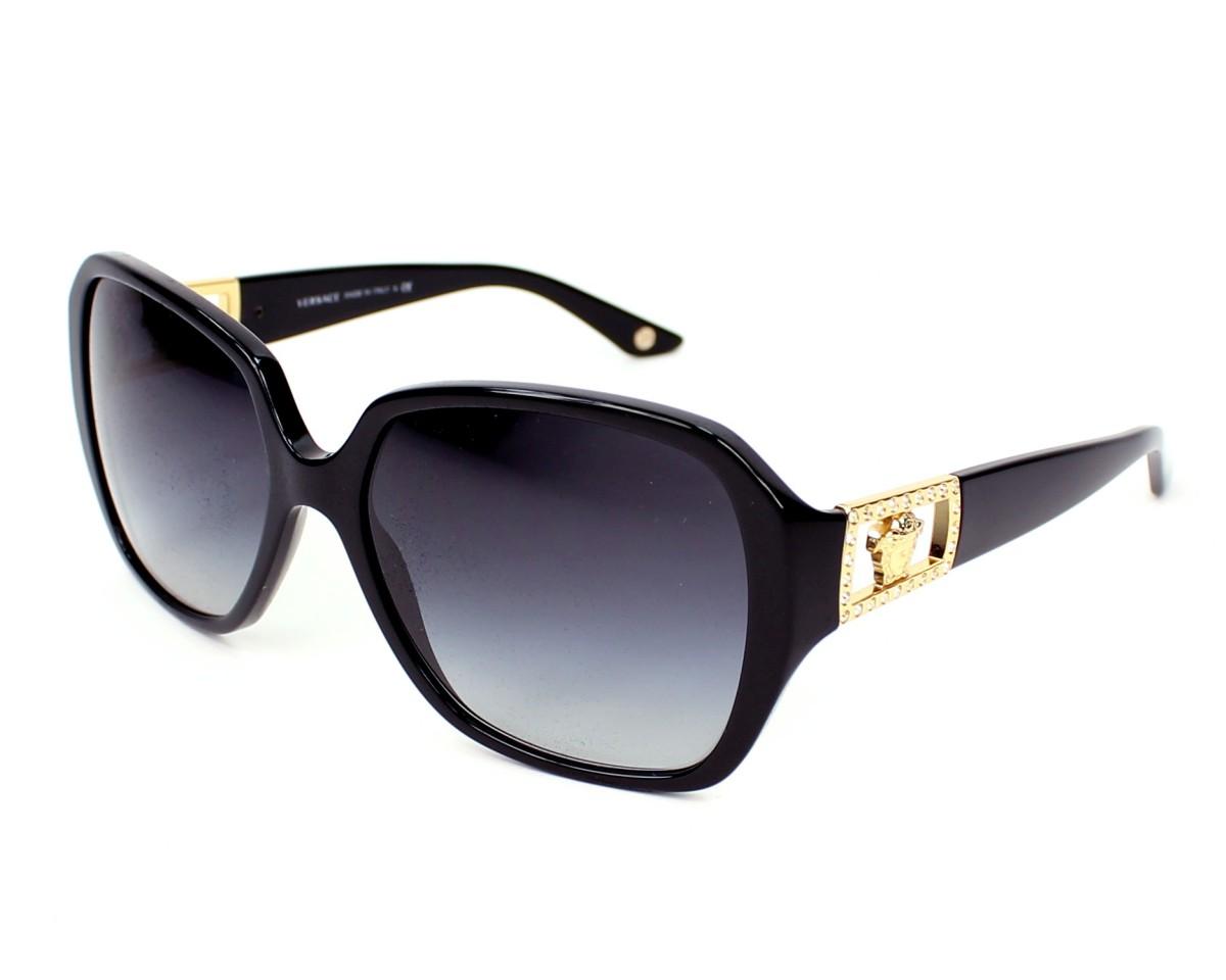 lunettes de soleil versace ve 4242 b gb1 8g 57 visionet. Black Bedroom Furniture Sets. Home Design Ideas