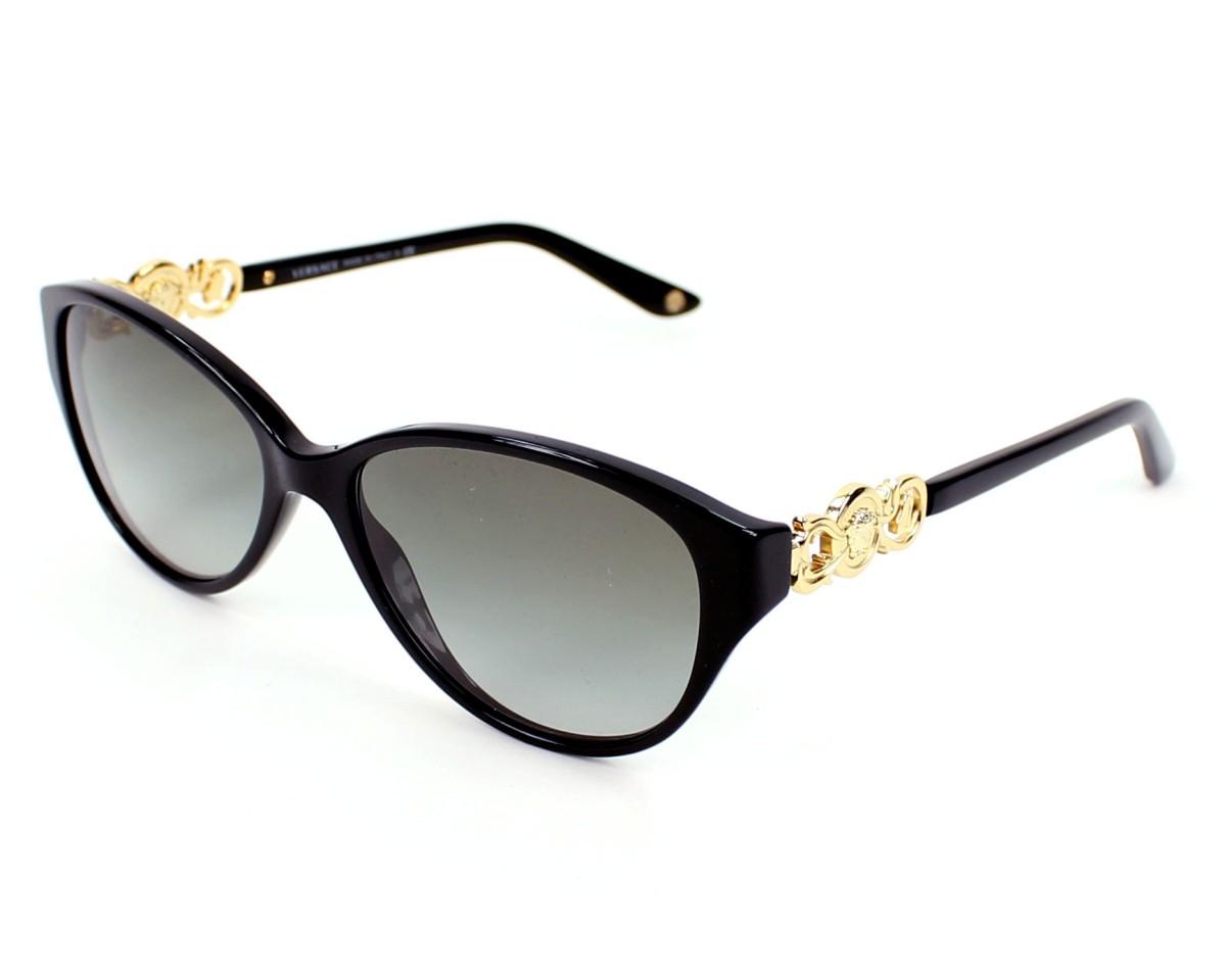 lunettes de soleil versace ve 4245 gb111 53 visionet. Black Bedroom Furniture Sets. Home Design Ideas