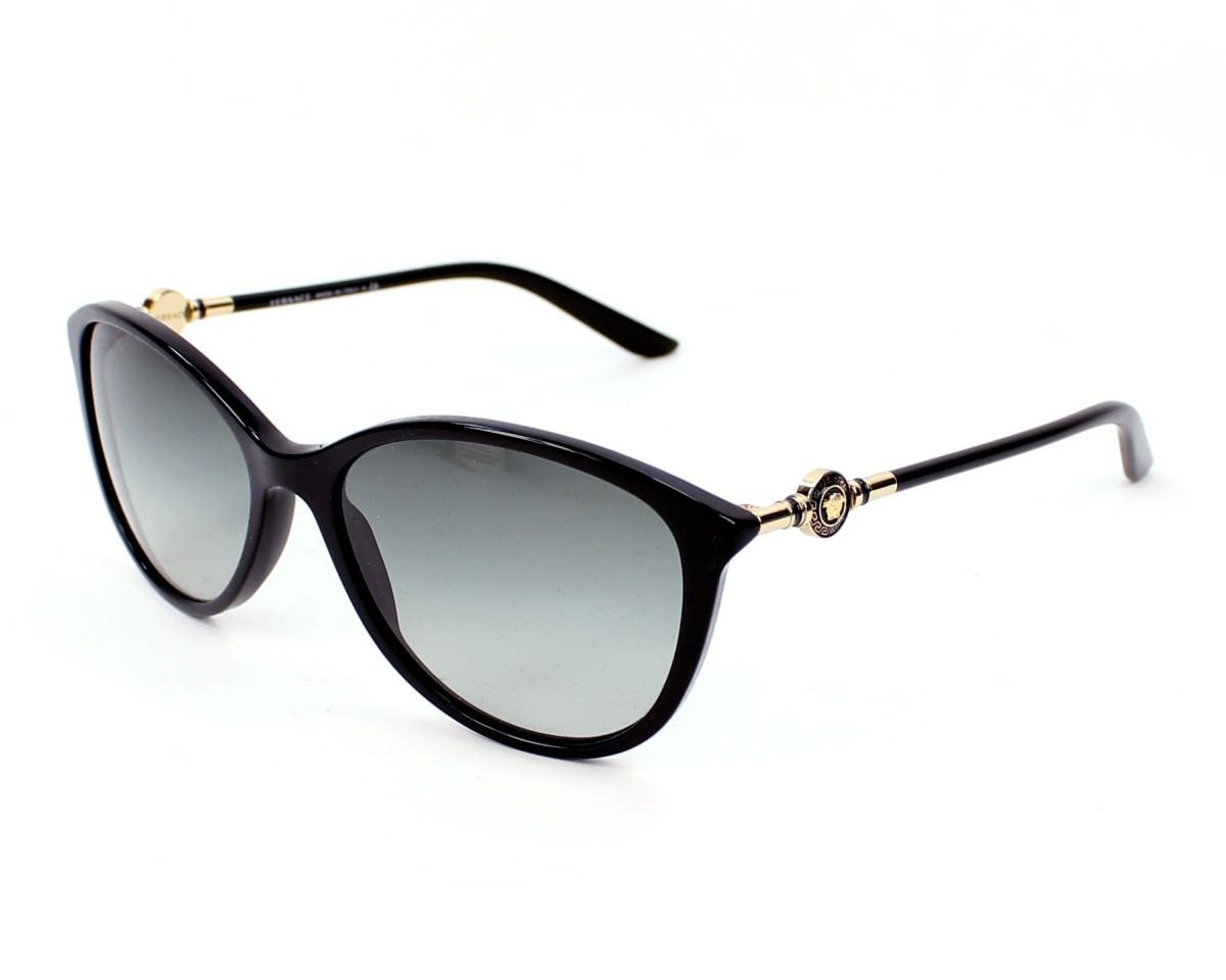 achat lunettes de soleil versace ve 4251 gb1 11 visionet. Black Bedroom Furniture Sets. Home Design Ideas