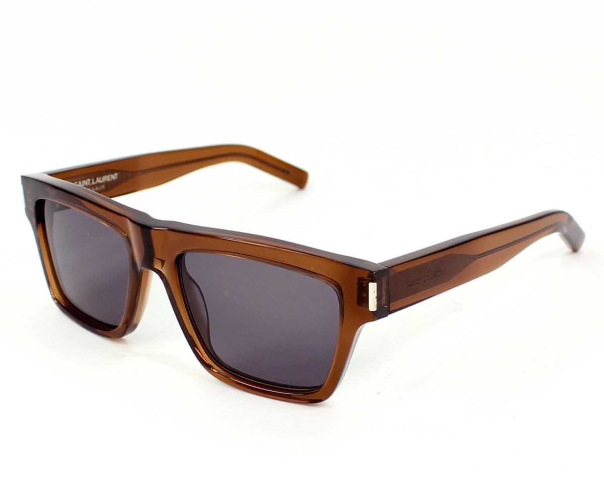 lunettes de soleil de yves saint laurent en yslbold 5 k7my1. Black Bedroom Furniture Sets. Home Design Ideas
