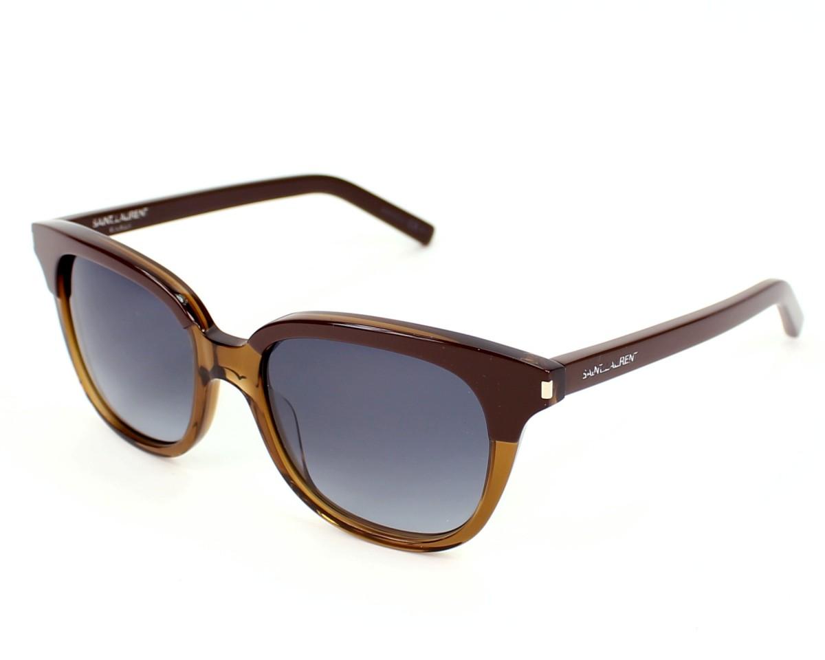 acheter des lunettes de soleil yves saint laurent yslsl 10 2ykhd visionet. Black Bedroom Furniture Sets. Home Design Ideas
