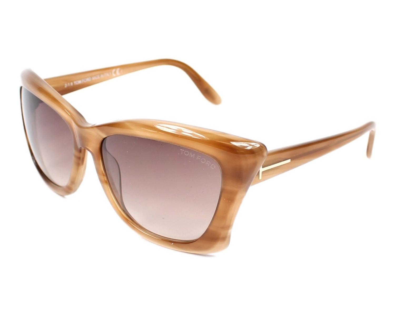 tom ford sunglasses tf 280 s 47f brown visionet. Black Bedroom Furniture Sets. Home Design Ideas