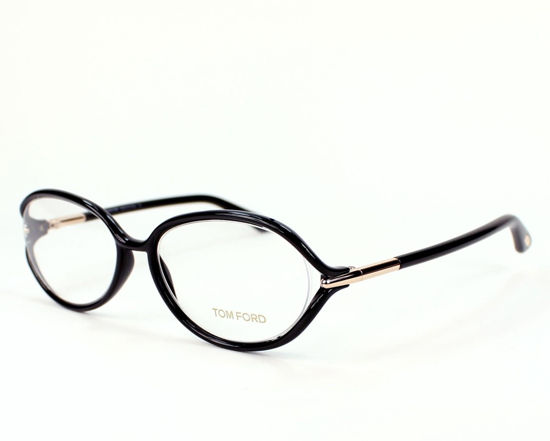 tom ford eyeglasses tf 5212 001 black visionet. Black Bedroom Furniture Sets. Home Design Ideas