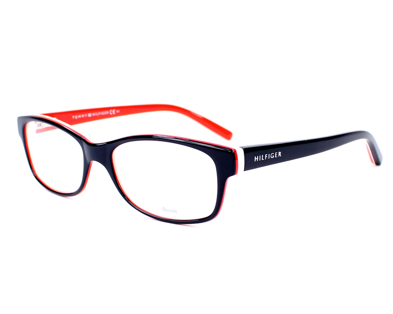 acheter des lunettes de vue tommy hilfiger th 1018 unn visionet. Black Bedroom Furniture Sets. Home Design Ideas