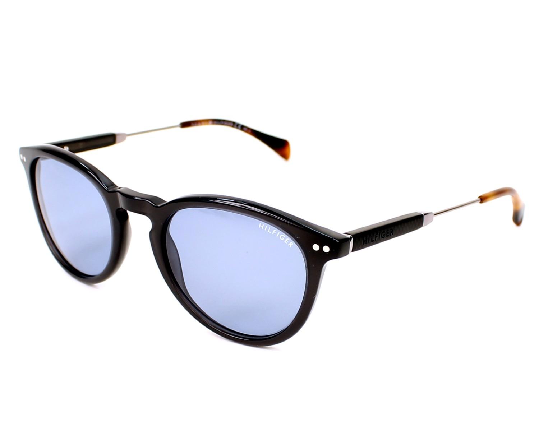 acheter des lunettes de soleil tommy hilfiger th 1198 s 5rk 61 visionet. Black Bedroom Furniture Sets. Home Design Ideas