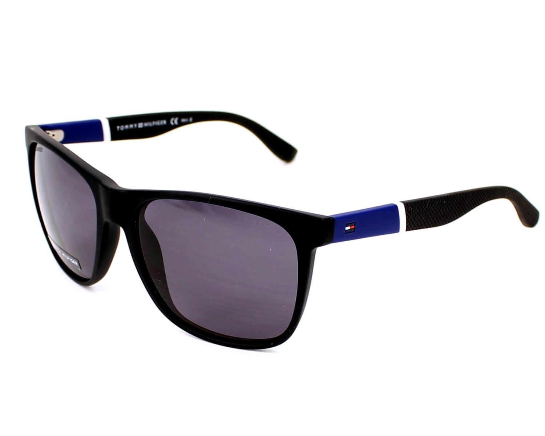 achat lunettes de soleil tommy hilfiger th 1281 s fma 3h visionet. Black Bedroom Furniture Sets. Home Design Ideas