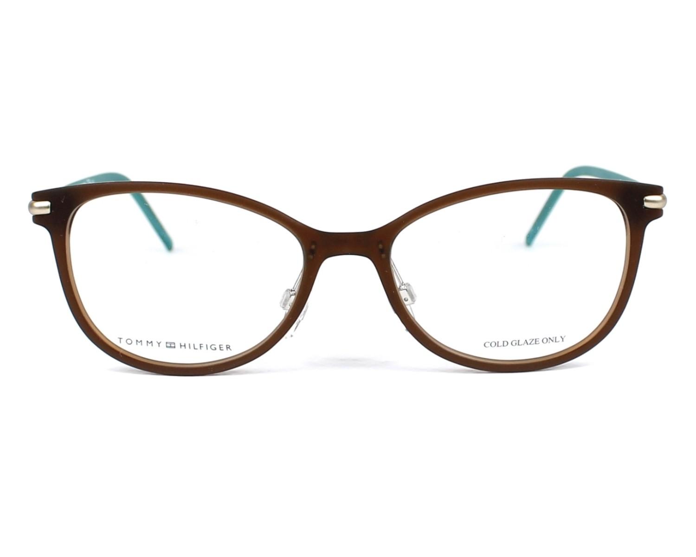 achat lunettes de vue tommy hilfiger th 1398 r2x visionet. Black Bedroom Furniture Sets. Home Design Ideas