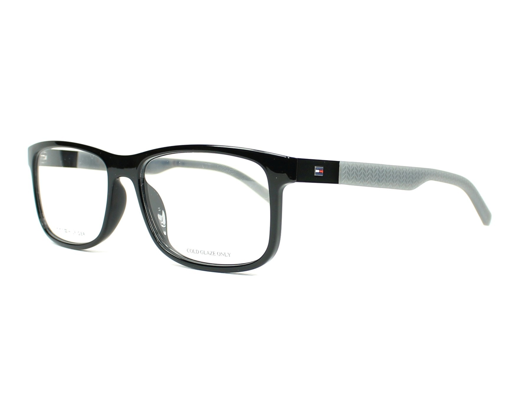 achat lunettes de vue tommy hilfiger th 1446 l7a visionet. Black Bedroom Furniture Sets. Home Design Ideas