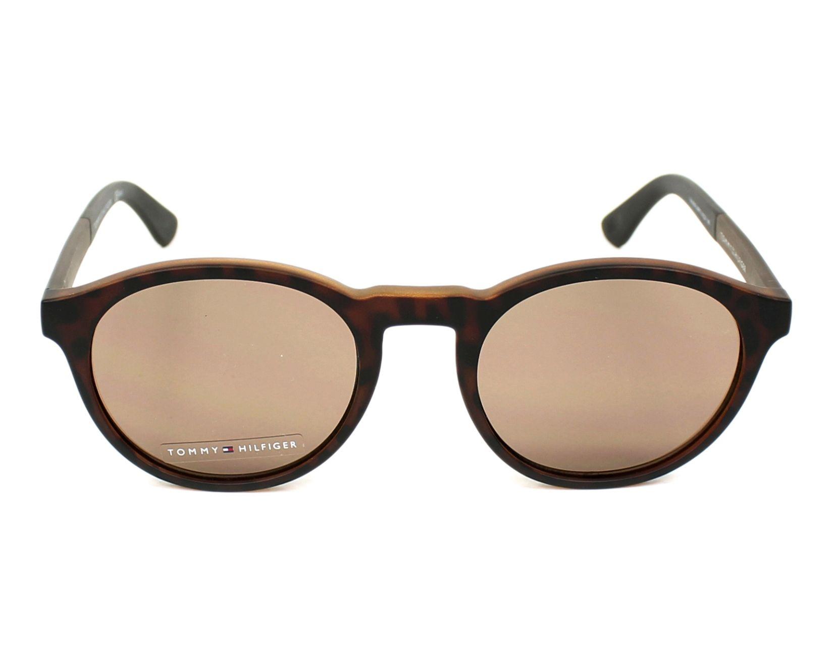 achat lunettes de soleil tommy hilfiger th 1476 s n9p 70 visionet. Black Bedroom Furniture Sets. Home Design Ideas