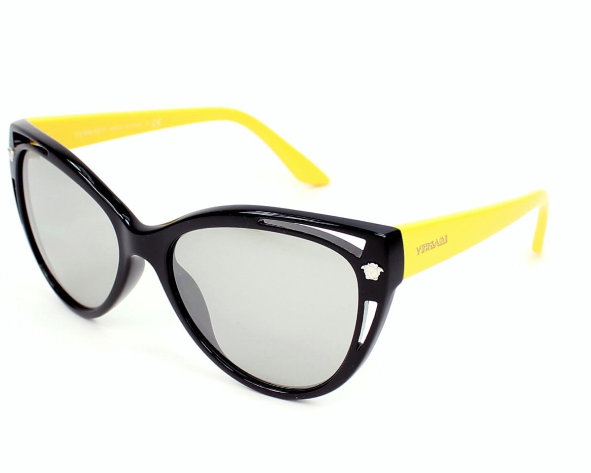 lunettes de soleil versace ve 4267 gb1 6g 57 visionet. Black Bedroom Furniture Sets. Home Design Ideas