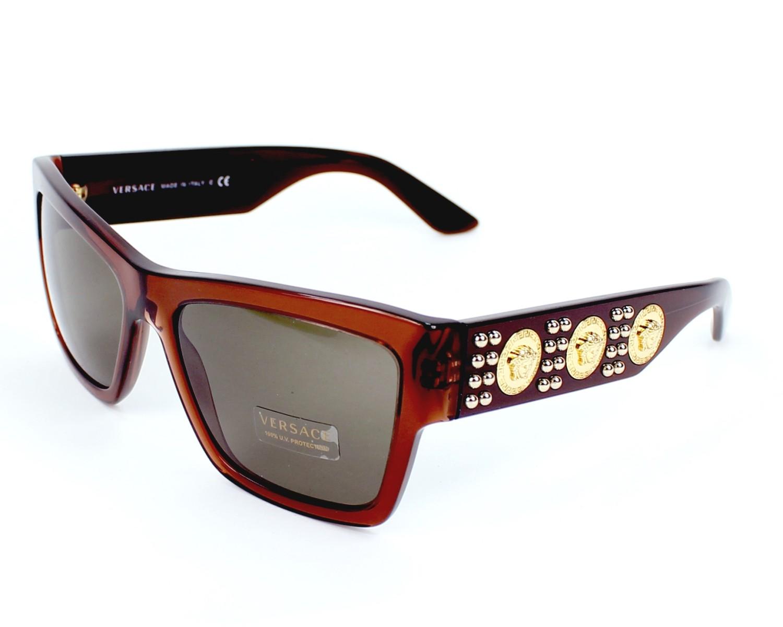 lunettes de soleil versace ve 4289 513073 58 visionet. Black Bedroom Furniture Sets. Home Design Ideas