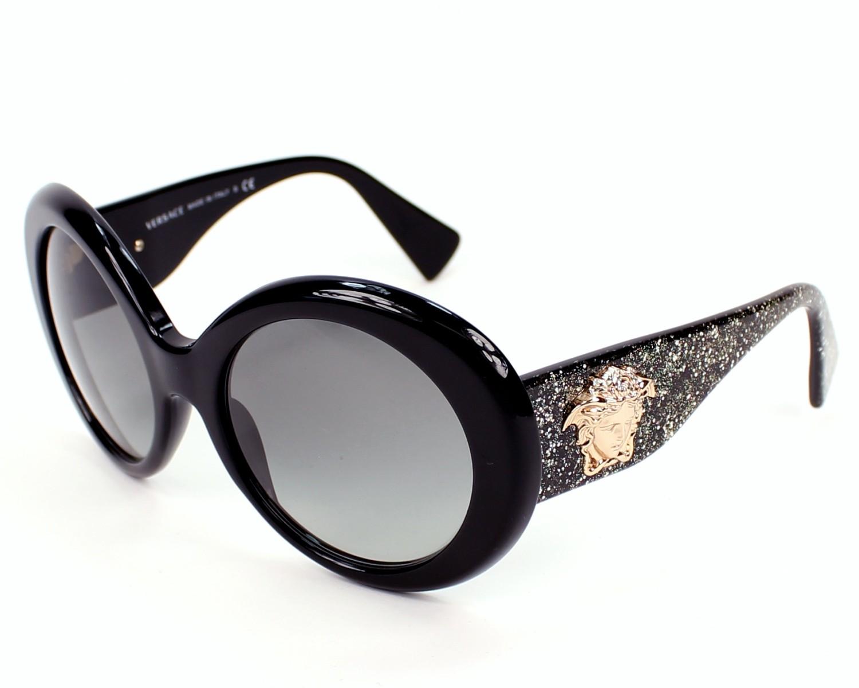 lunettes de soleil versace ve 4298 5156 11 55 visionet. Black Bedroom Furniture Sets. Home Design Ideas