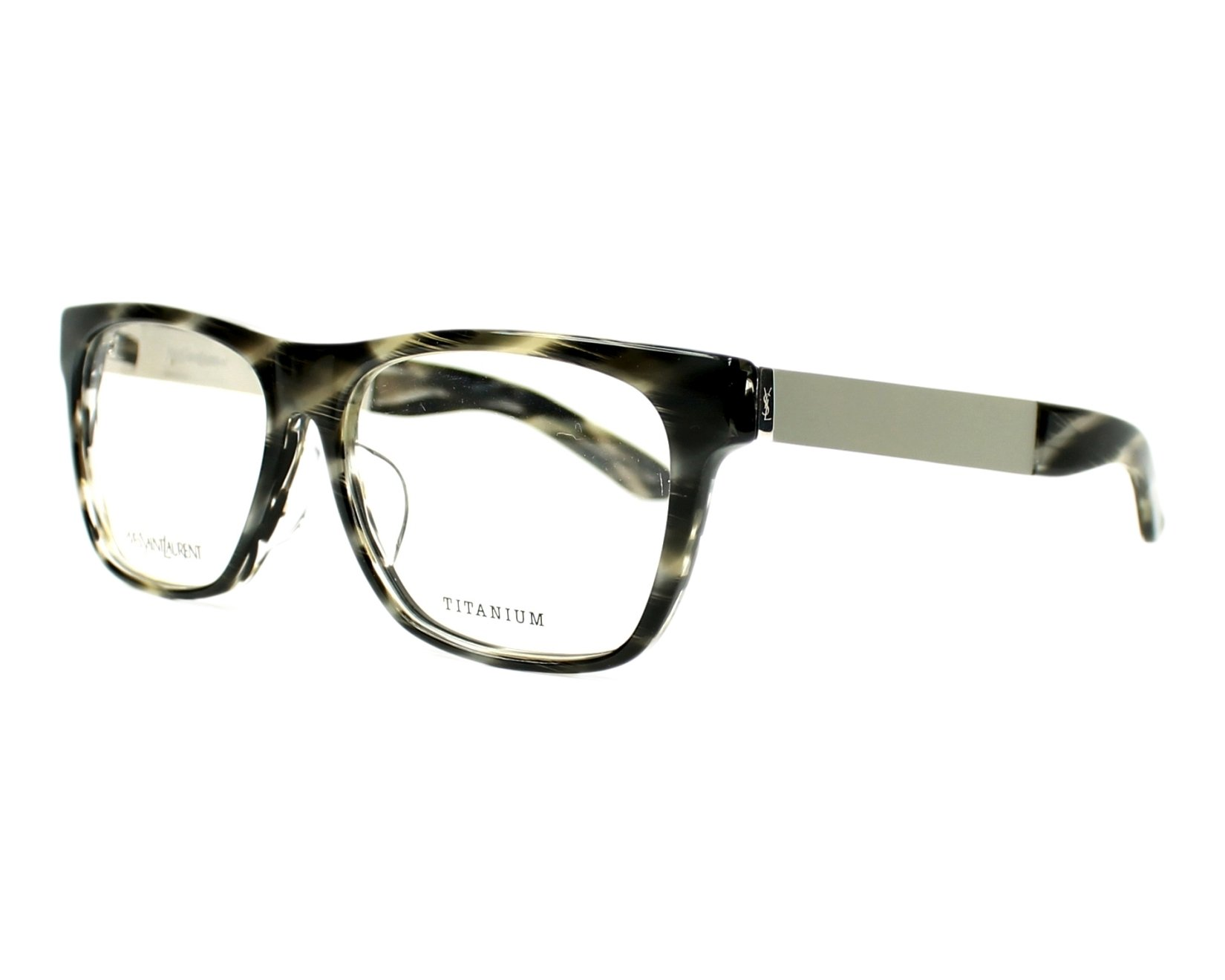 lunettes de vue yves saint laurent ysl 4023 j 8ln noir. Black Bedroom Furniture Sets. Home Design Ideas