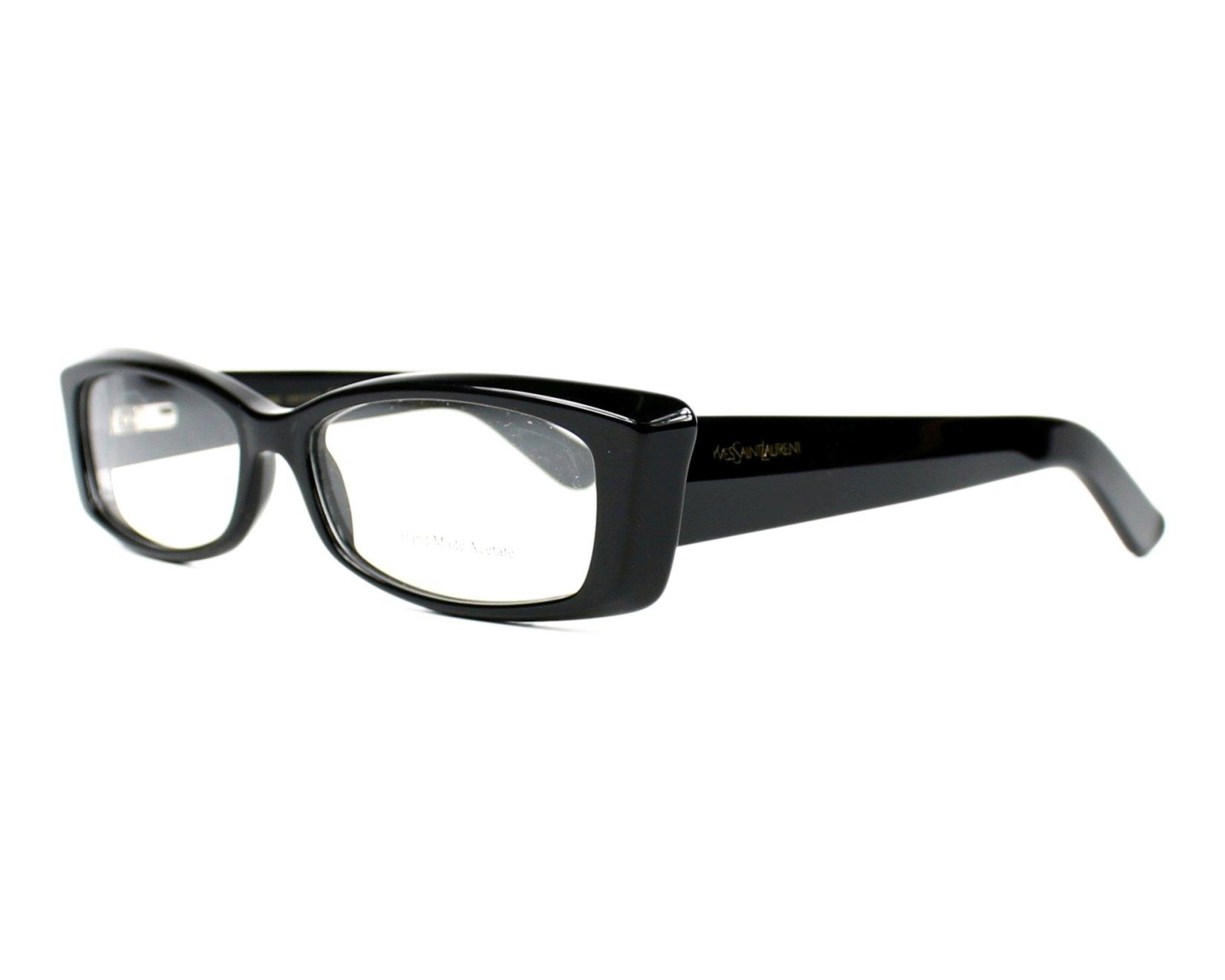 lunettes de vue de yves saint laurent en ysl 6334 807. Black Bedroom Furniture Sets. Home Design Ideas
