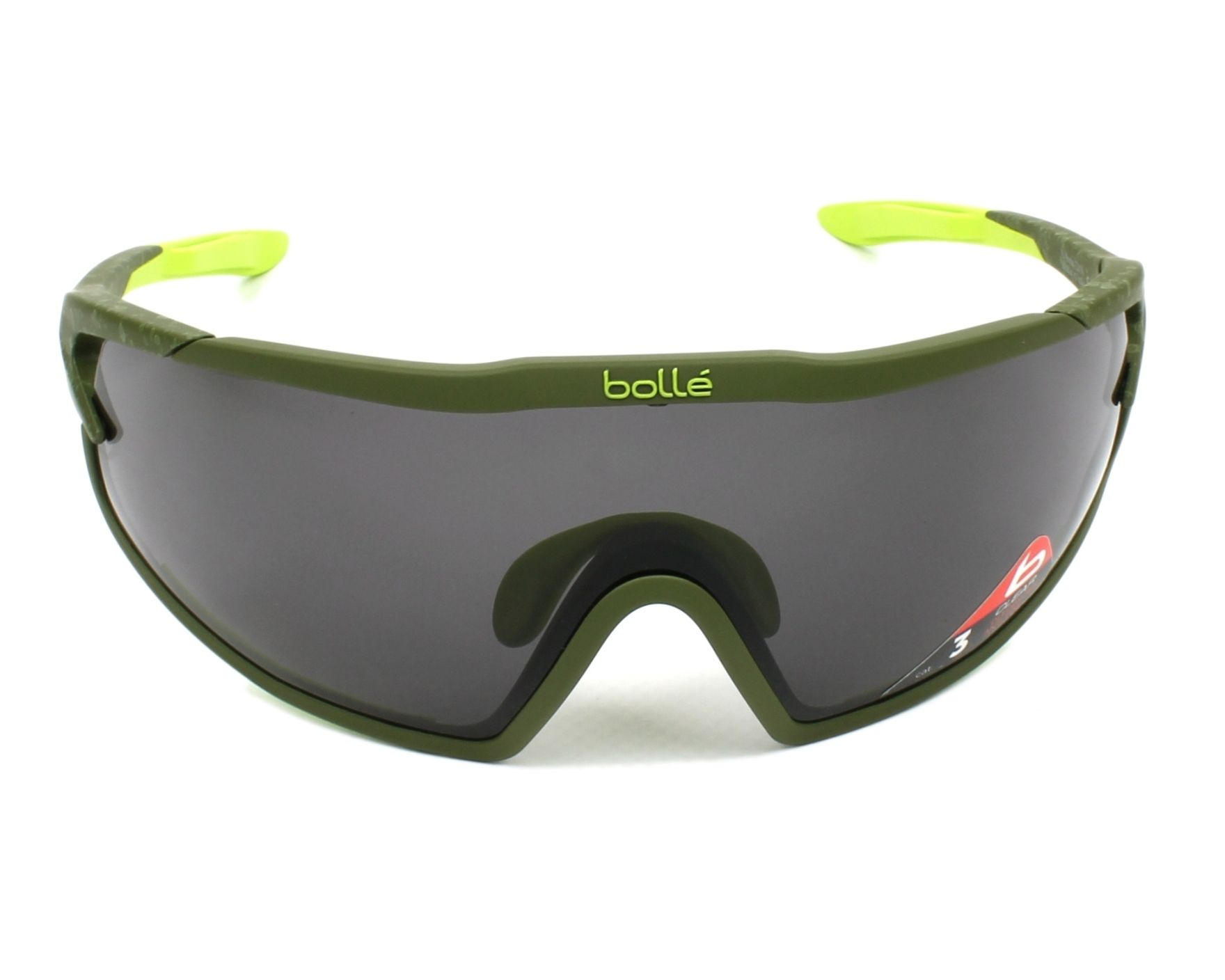 8fcc4ce19d8 Bollé Sunglasses BROCK 12155 Green - Visionet Bolle Anaconda Sunglasses  Prescription