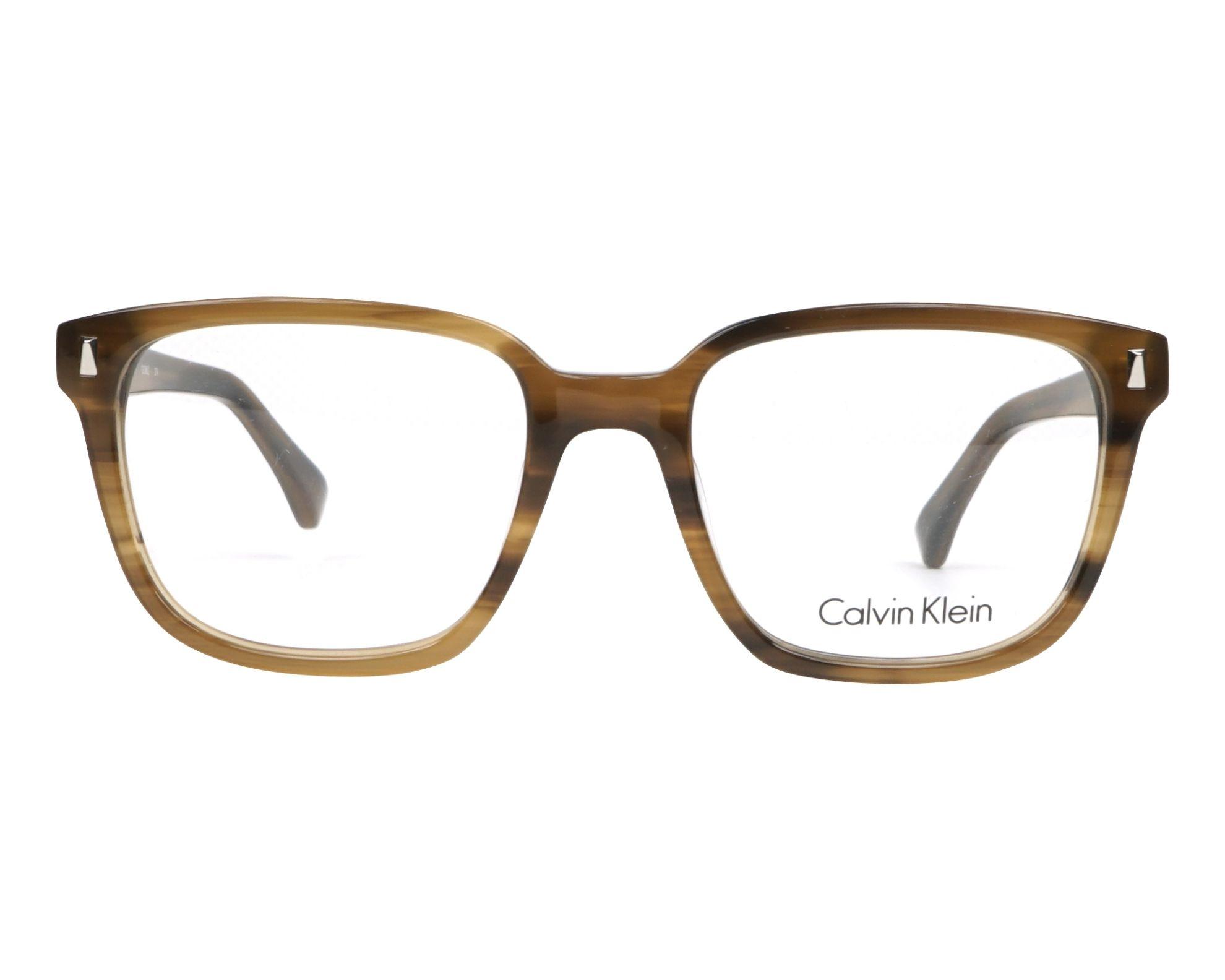 calvin klein brille ck 5862 274 braun visionet. Black Bedroom Furniture Sets. Home Design Ideas