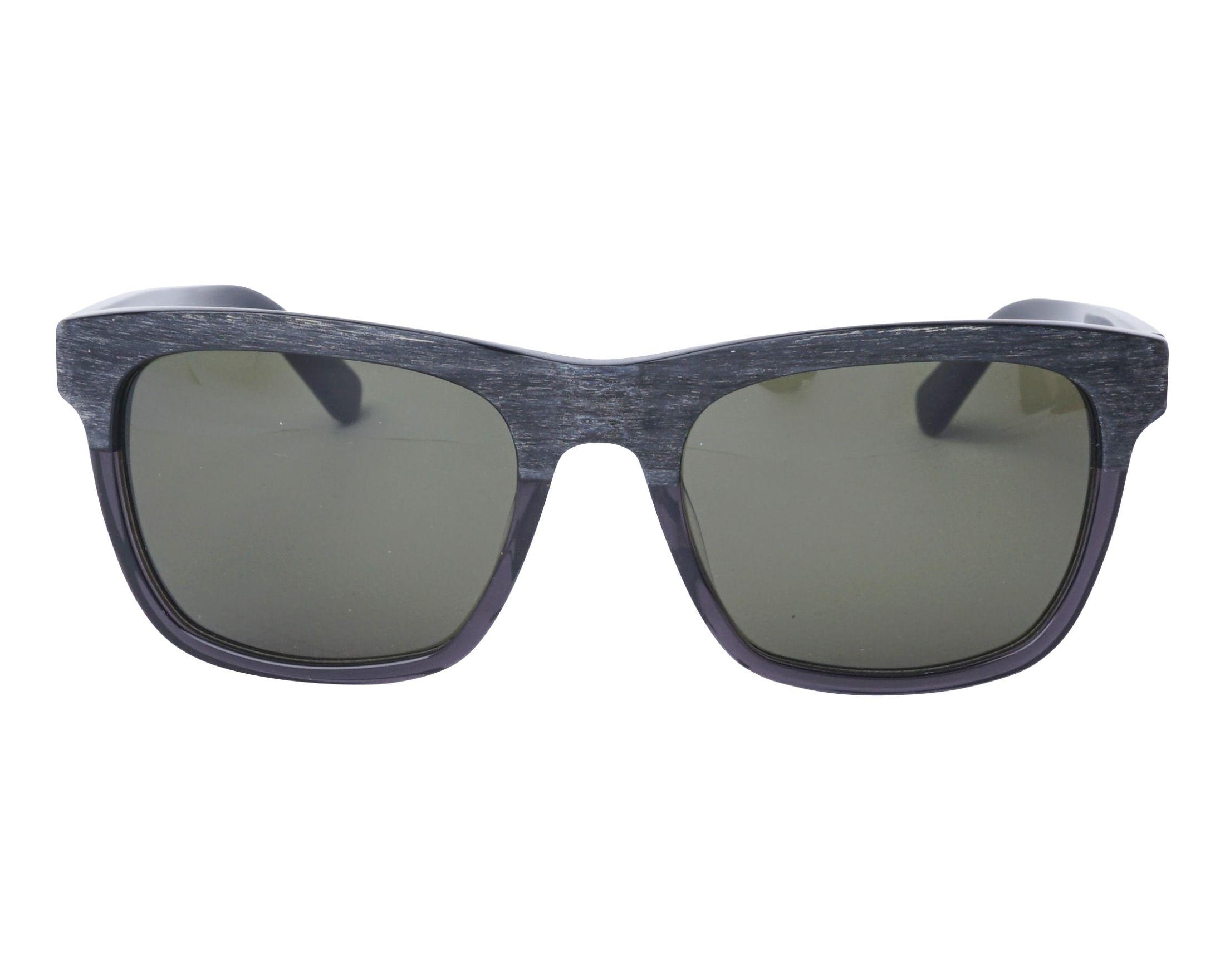 lunettes de soleil calvin klein ck 7961 s 014 noir avec des verres vert. Black Bedroom Furniture Sets. Home Design Ideas