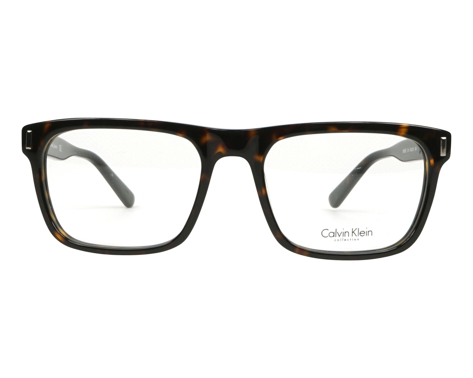 calvin klein brille ck 8525 214 havana visionet. Black Bedroom Furniture Sets. Home Design Ideas