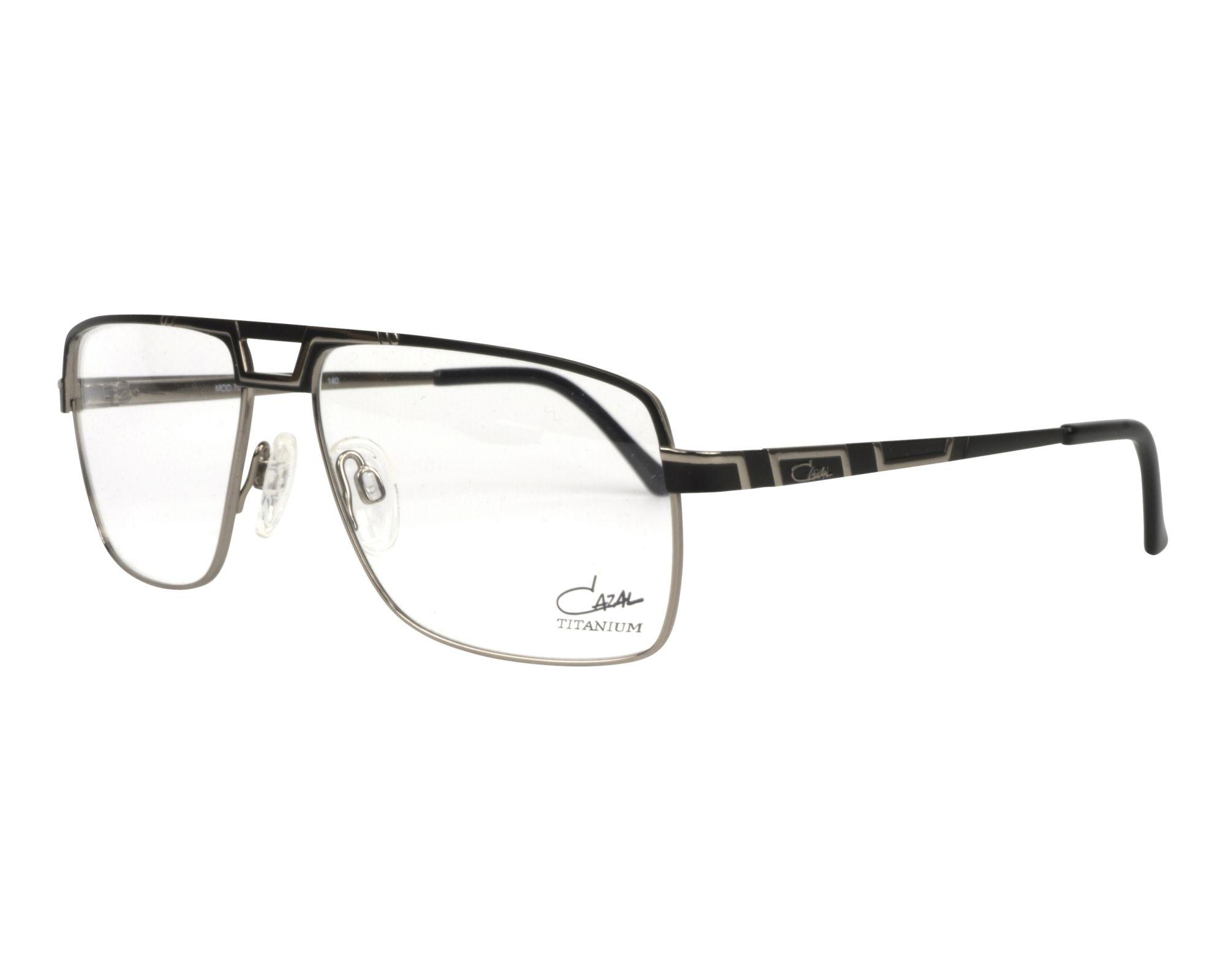Cazal Eyeglasses M 7068 003 Black Visionet