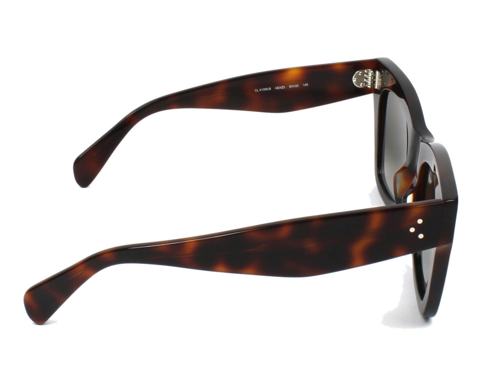 117162d0d12 Céline Sunglasses CL-41090-S AEA Z3 Havana - Visionet