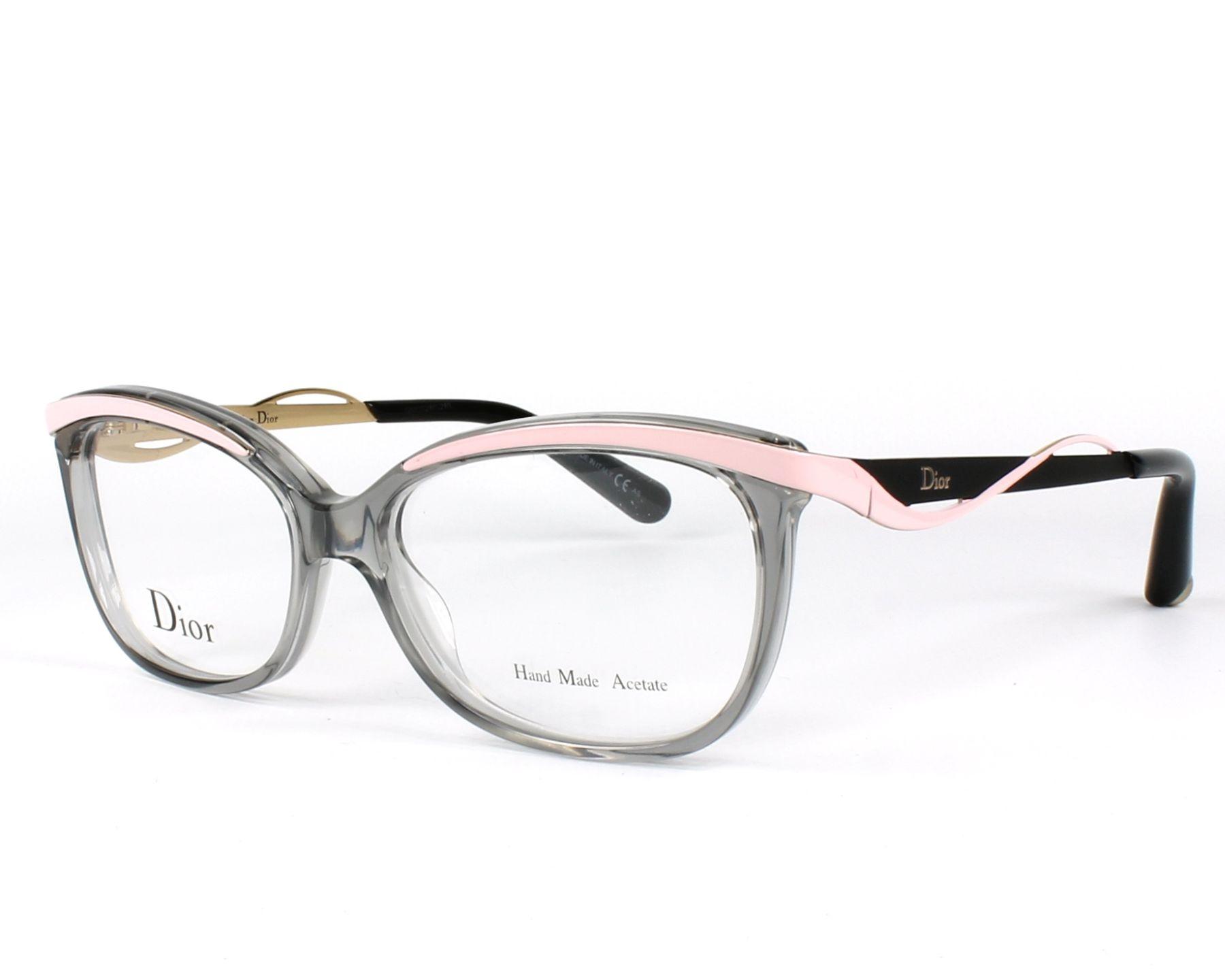 Christian Dior Eyeglasses Cd 3280 8lc Grey Visionet