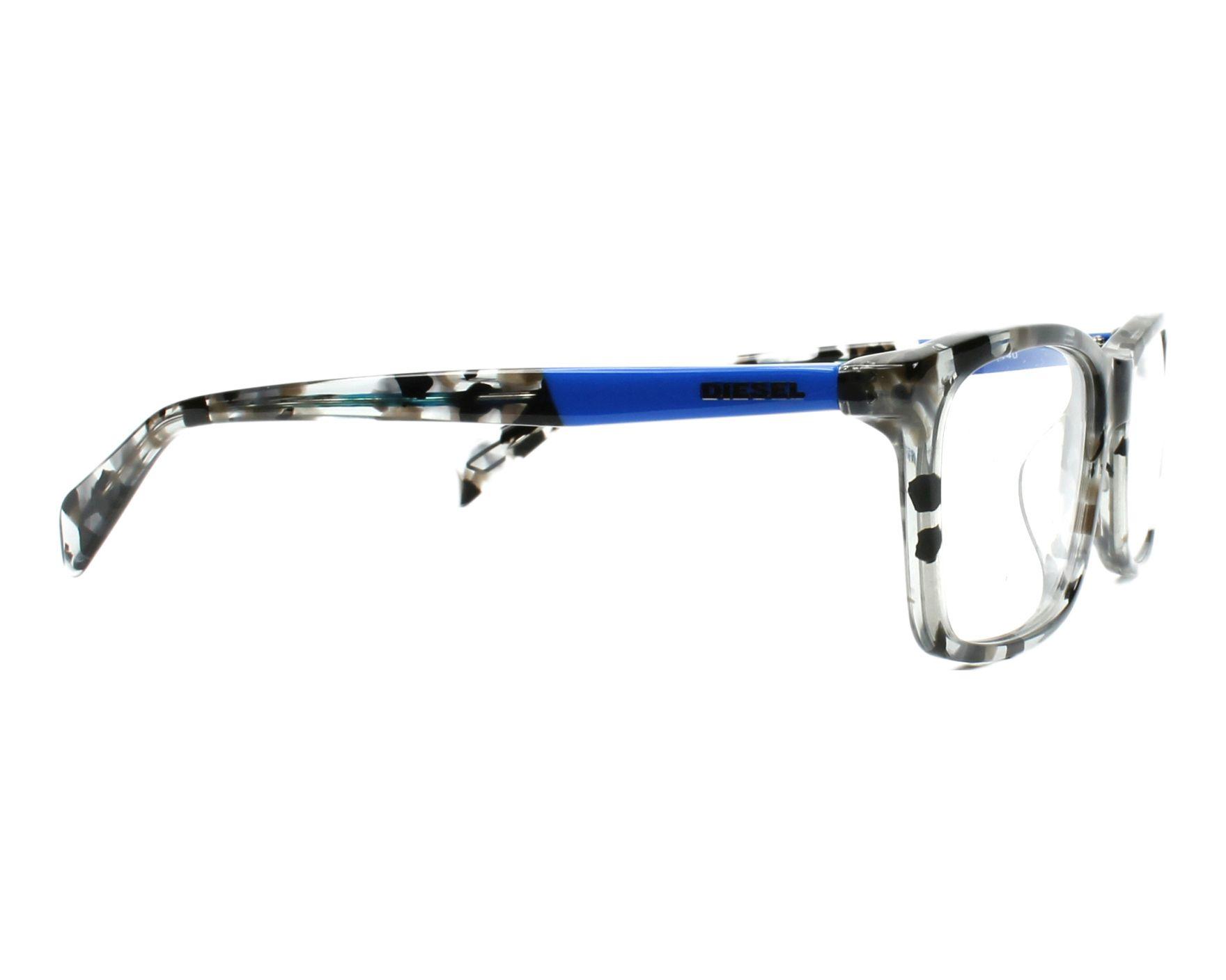 lunettes de vue de diesel en dl 4089 055. Black Bedroom Furniture Sets. Home Design Ideas