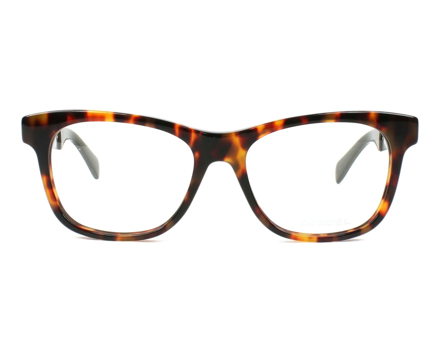 lunettes de vue de diesel en dl 5078 052. Black Bedroom Furniture Sets. Home Design Ideas