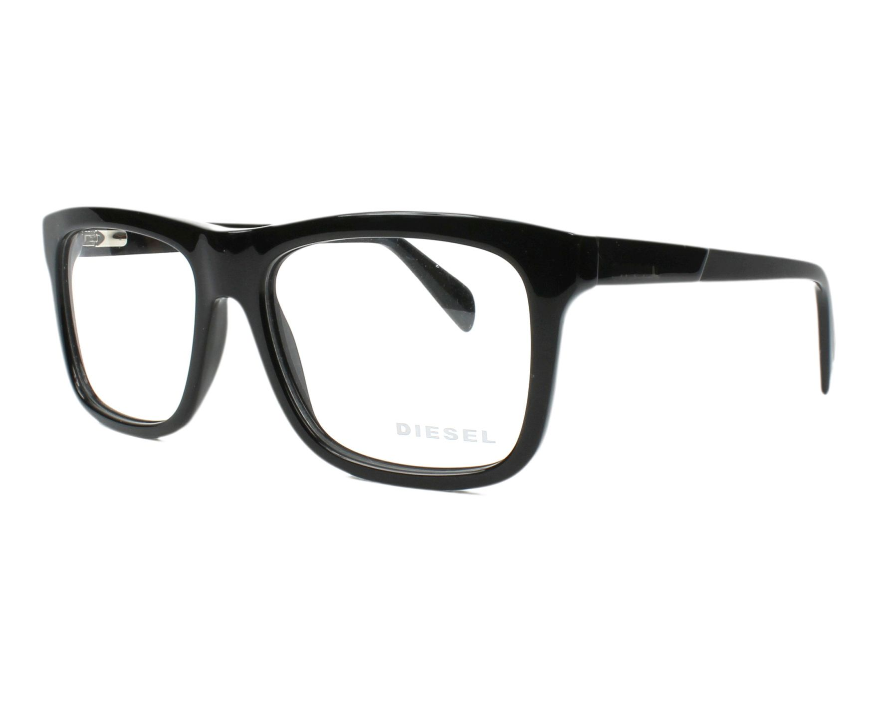 lunettes de vue de diesel en dl 5118 001. Black Bedroom Furniture Sets. Home Design Ideas