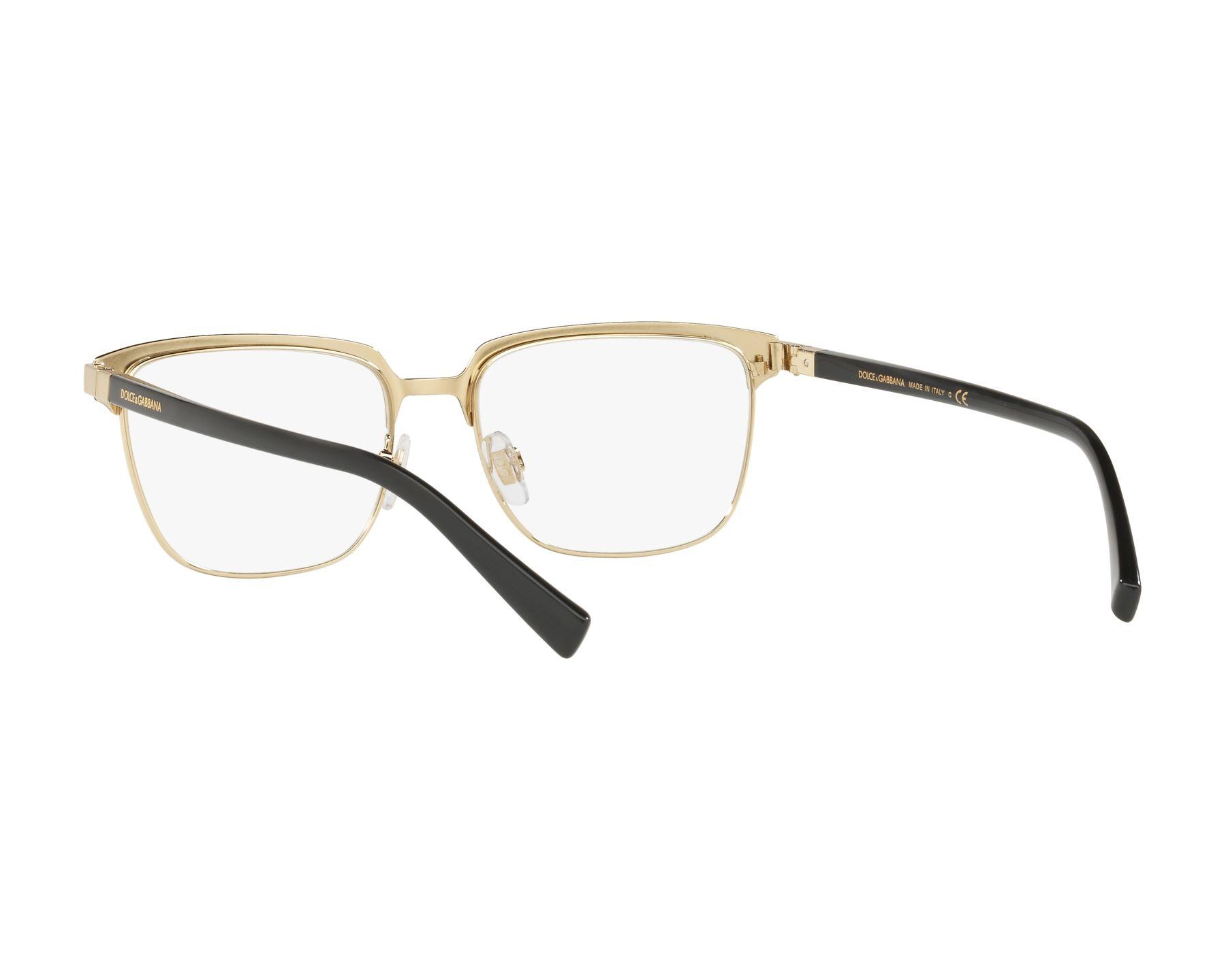 Dolce Amp Gabbana Eyeglasses Dg 1302 1106 Black Visionet