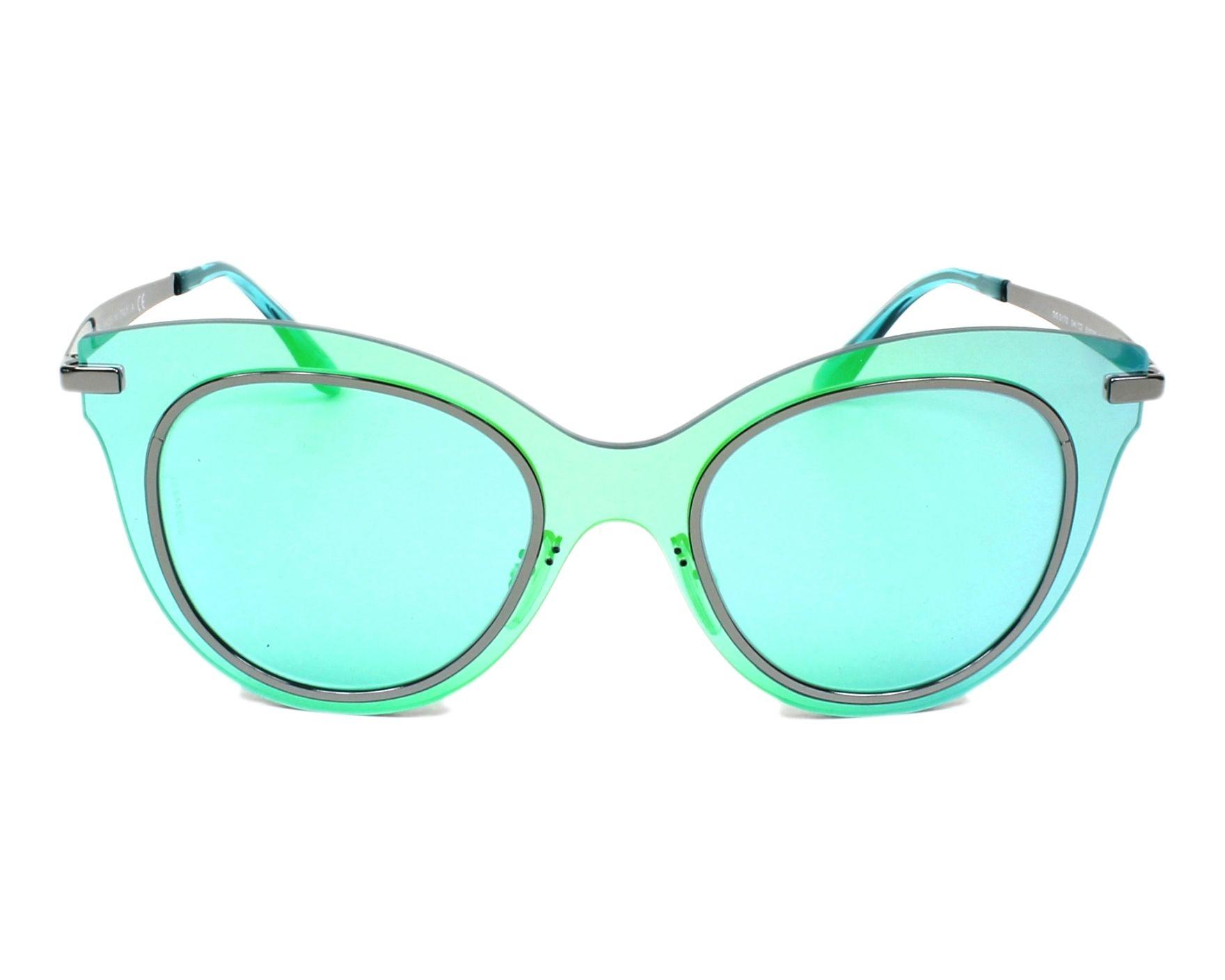 lunettes de soleil dolce gabbana dg 2172 04 c2 gunmetal. Black Bedroom Furniture Sets. Home Design Ideas